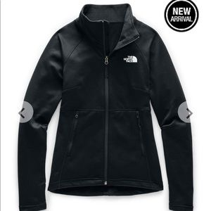 NWT The North Face Women Canyonland Full zip
